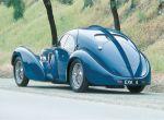 Bugatti i ten jego niezwykły tył...
