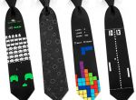 Krawaty isnpirowane grami...