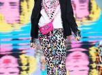 Andy Warhol -  Blumarine moda jesień 2009 / zima 2010