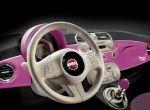 Fiat 500 dla Barbie