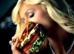 Paris Hilton i jej  menu