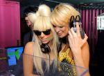 Lady GaGa i Paris Hilton