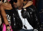 Amber Rose i Kanye West