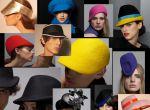 Rike Feurstein  - nowa wizja kapeluszy