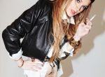 Lindsay Lohan zostaje modelką