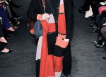 Makijaż Boy George  - trendy 2009