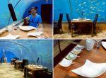 Posiłki pod wodą