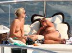 Kate Moss na wakacjach