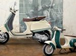 Vespa Fred Perry