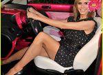 Barbie Heidi Klum w Dior