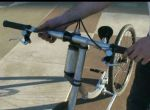 Rower składający się w 20sekund