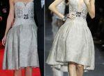 Katie w sukni od Armaniego