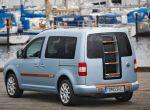 Żaglówka - samochód - van - koncept