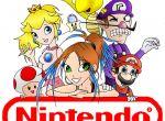 Nintendo postacie