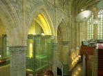 Gotyckie wnętrze- iluminacja