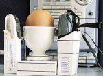 Gotowanie jajka GSM