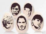 David, Victoria, Brown, Lilly, Harry - niezłe jaja
