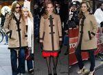 Jessica Alba - płaszcz