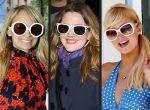 Nicole Richie, Drew Barrymore oraz Paris Hilton nie wychodziły z domu bez swoich białych okularów
