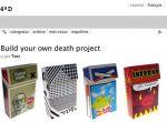 Agencja BYODP działająca w Chile oferuje możliwość stworzenia zindywidualizowanej paczki papierosów