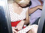 Paris Hilton - bez bielizny