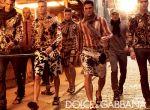 D&G idealnie balansuje na granicy pomiędzy światem sztuki i mody