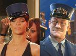 Rihanna ostatnio nieco eksperymentuje z modą