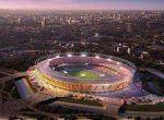 Londyn 2012 - projekt stadionu olimpijskiego
