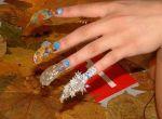 10 Moskiewskie Targi Fryzur i Paznokci zaskoczyły nas licznymi propozycjami dotyczącymi zdobienia paznokci
