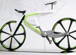 Niklas Galler stworzył rower Tong City Bike