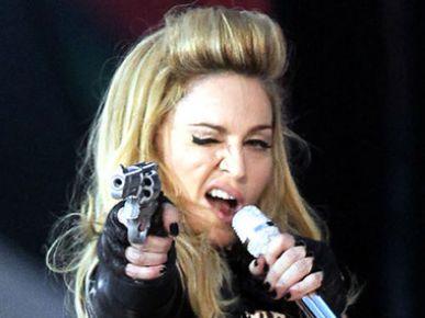 Madonna znów na szczycie