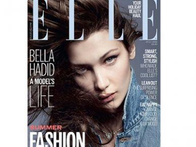 Gwiazda Bella Hadid