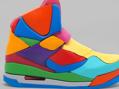 NIKE Air Puzzle 3D