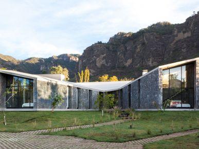 Wulkaniczny dom