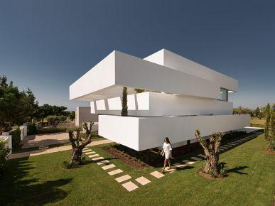 Designerski dom w Portugalii