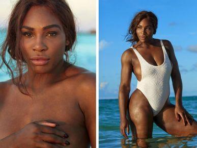 Zmysłowa Serena Williams