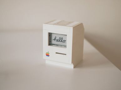 Macintosh Classic LEGO