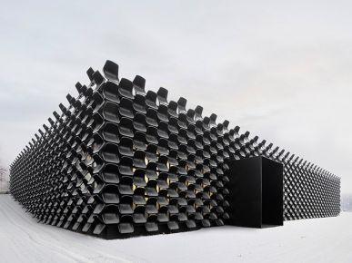 Designerski budynek w Brnie