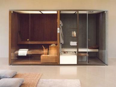 Designerska sauna i Hammam