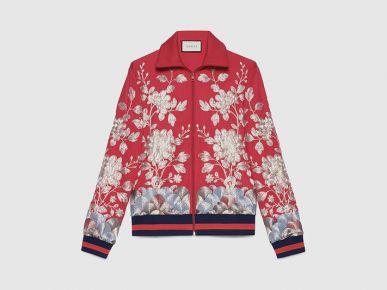 Luksusowe dresy Gucci