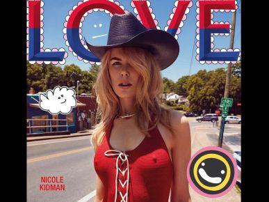 Gwiazdy: Nicole Kidman inaczej