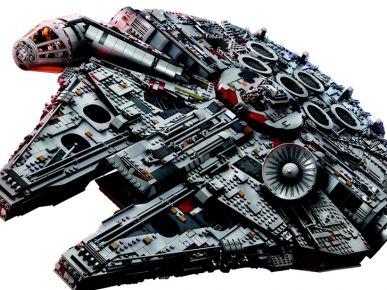 LEGO największy zestaw