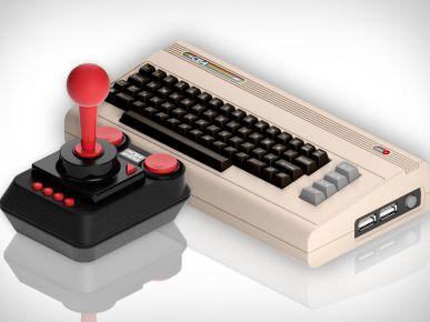Modne gadżety: C64 MINI