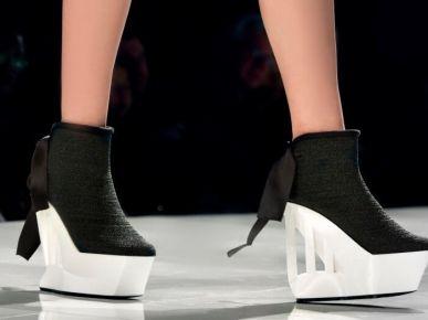 Rewolucja w modzie: buty 3D