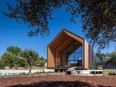 Architektura 2018: Dom pentagonalny