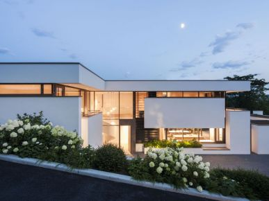 Trendy architektura: białe pudełko