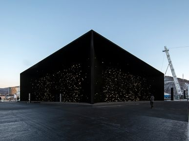 Najciemniejszy budynek świata