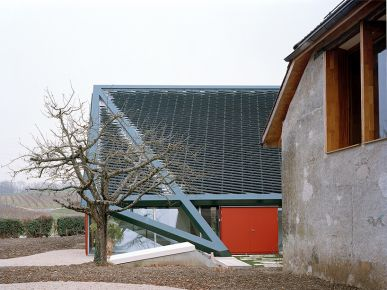 Architektura Szwajcaria: Koegzystencja