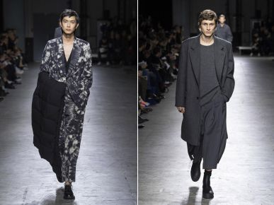 Moda męska 2019: Dries Van Noten