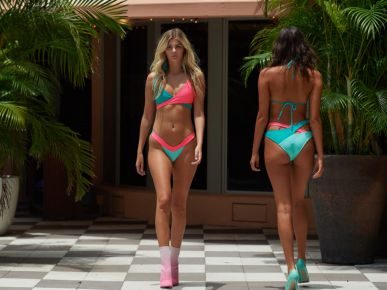 Zmysłowa moda: Beach Bunny Swim Resort 2021
